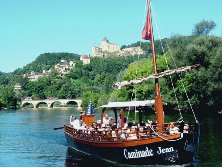 canoé Dordogne 2