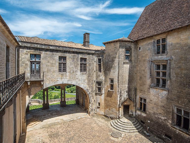 chateau dordogne